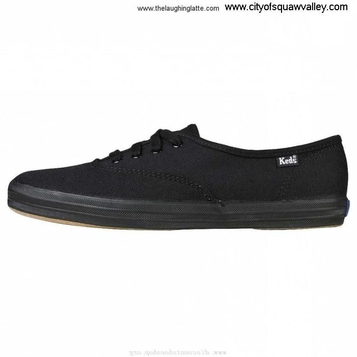 Factory Outlet Women Shoes Keds Champion BlackBlack N/A WF24700 Bonzer JE3205721 CVS GIJLMO3689