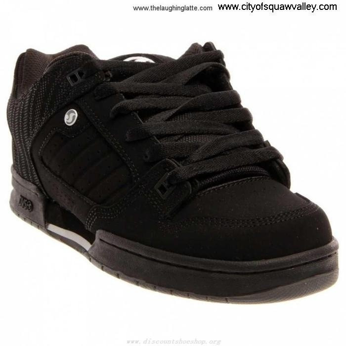 Factory Outlet Mens Shoes Well DVS Militia Nubuck SMILITIASP4-BLK RQ6101124 Black ABCDEHTY35