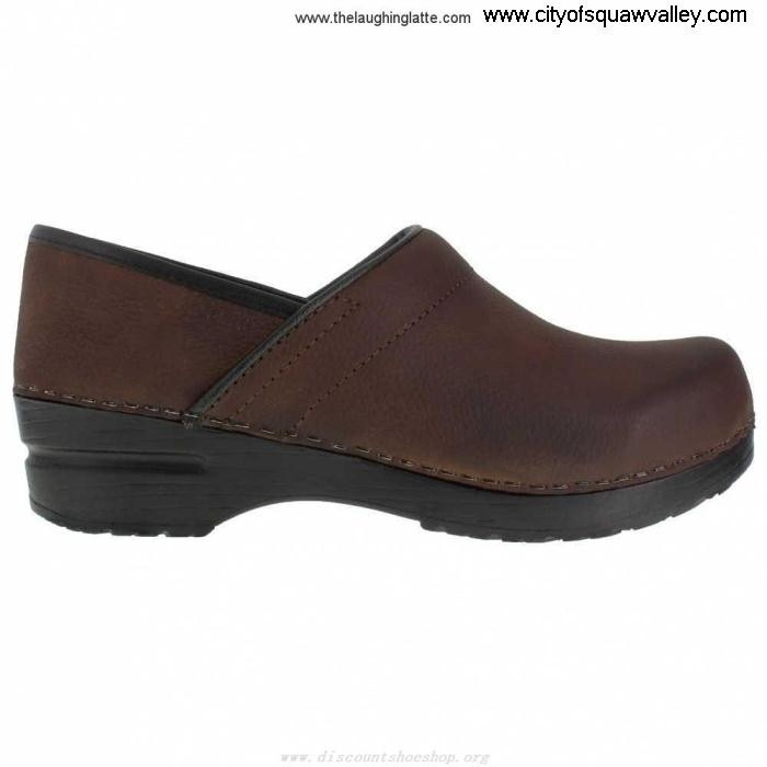 Outlet Mens Shoes Sanita Clogs Leather BrownM-78 MX2004073 Lars Professional Needed ACDEGHKPQ1