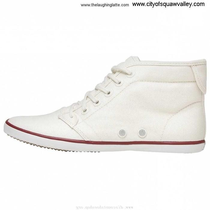 Outlet Prized Women Shoes Gravis Canvas VA2105582 Slymz Mid OffWhite-124 CKLOX25689