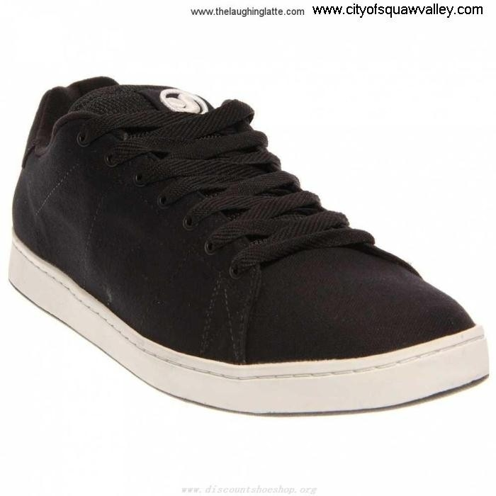 Factory Outlet Mens Shoes DVS Gavin Canvas Organisation JE3201041 2 BlackWhiteCanvas IJPRSUX579