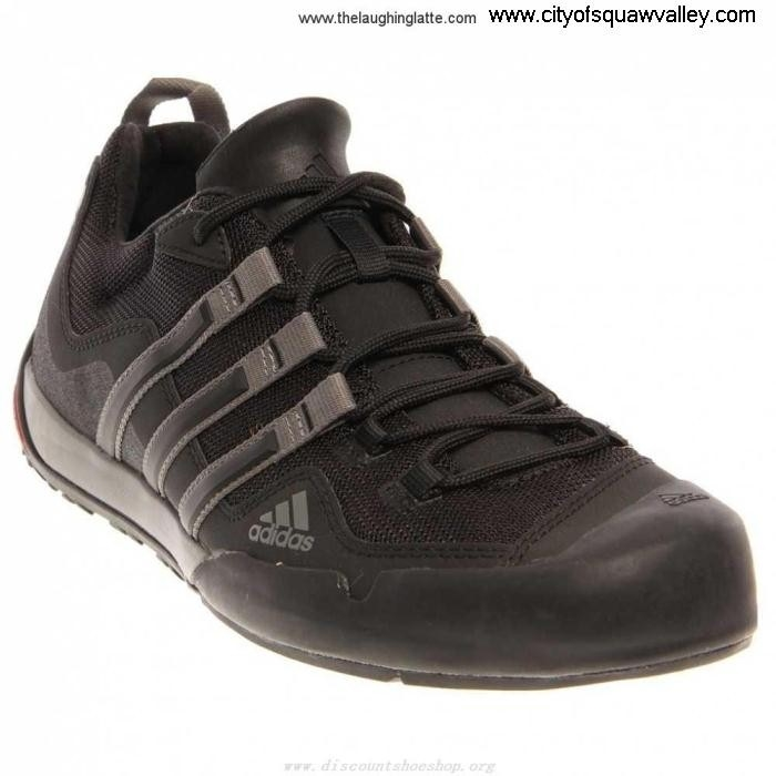 Factory Outlet Mens Shoes adidas Peaceful Terrex RQ610204 BlackMidCinderSolidGrey Solo Mesh Swift BCFHJNRUV0