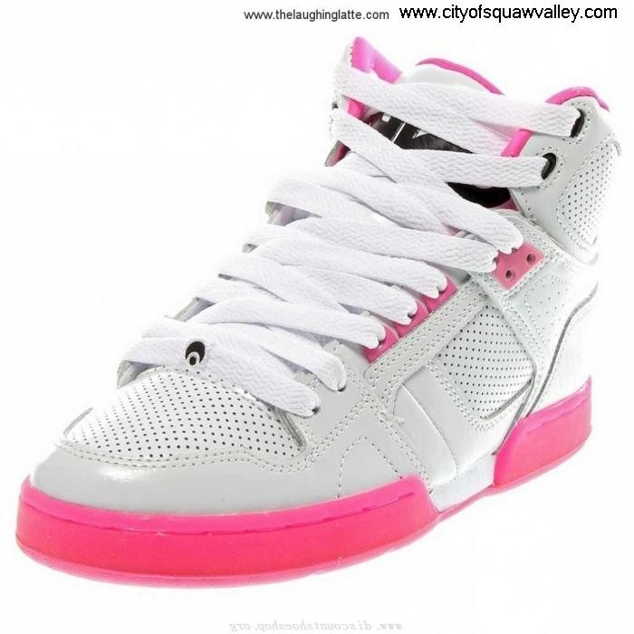 Factory Outlet Women Shoes Exquisitely Osiris NYC 83 RQ6106254 SLM 2192-1851 WhitePinkBlack N/A DGMOSXZ056