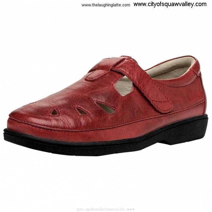 On Sale Women Shoes Propet Cayenne W3232-CAY Laconic LF6106305 Ladybug Leather ADHKLWXY58