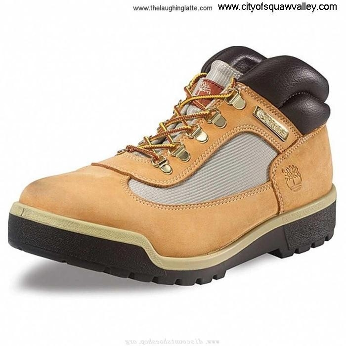 On Sale Worldwide Mens Shoes Timberland Wheat LF6104395 Leather Icon Field CDFGNPSY58