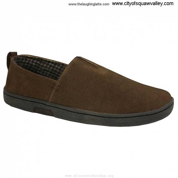 Online Mens Shoes LB Collection Evans DL5101768 Everett Chocolate-202 Suede ACDFGLQY09