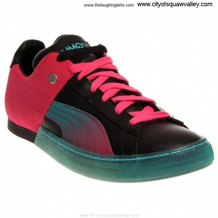 Online Mens Shoes Puma Leather DL5103208 Translucent BlackBeetrootPurple-01 50/50 Performance ADEILOPTW6