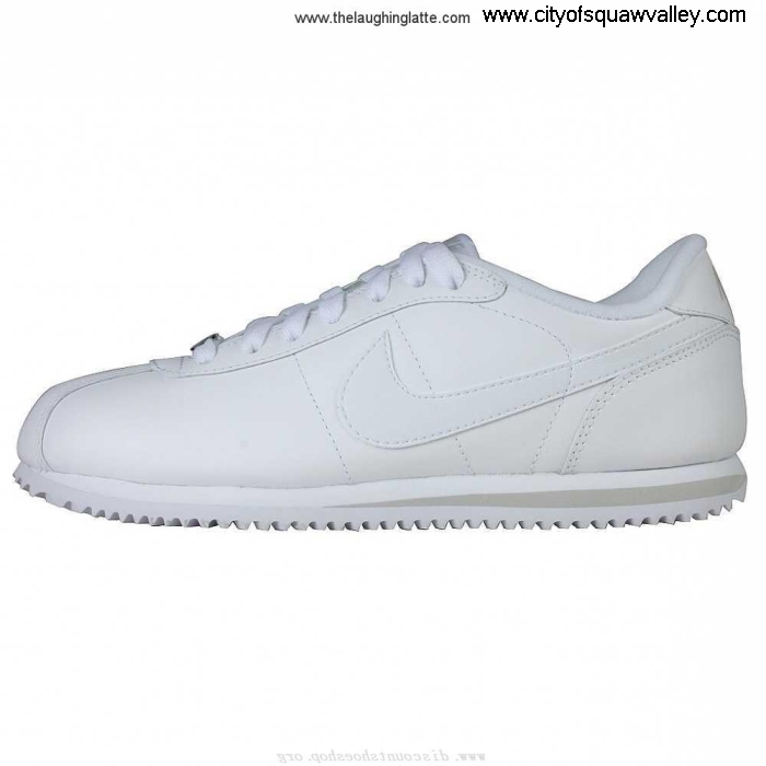 Outlet Margin Women Shoes Nike Cortez Leather White-111 MX2006083 Leather 06 ACHLNOR236