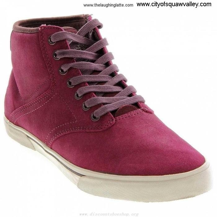 Sale Cheap Mens Shoes Gravis DYLAN Dynamic PurpleWhite-510 MID DLX FU7101350 Suede DFGLPQWZ47