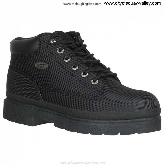 Sale Harmless Cheap Mens Shoes Lugz Drifter FU7101960 Nubuck Black MDRBT-001 Ballistic ADGJMUX259