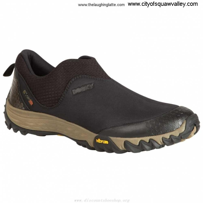 Sale Outlet Store Mens Shoes Rocky Material Silenthunter Brown RKYS108 Hunting PP2204036 TEXTILE BDFGTUWX57