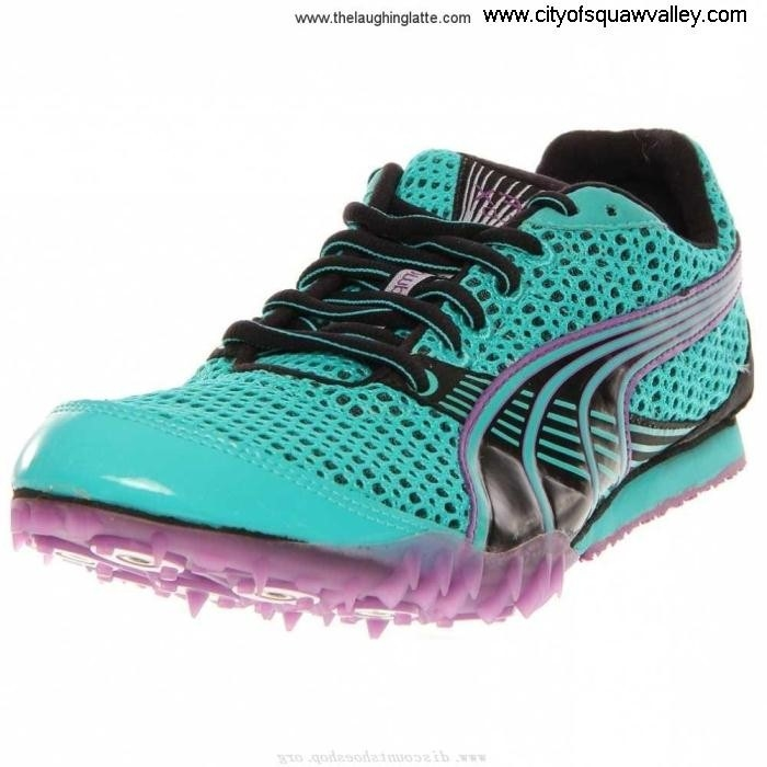 Factory Outlet Women Shoes Puma Complete TFX Mesh 3 RQ6106494 CERAMICGREEN-BLACK--04 Distance Point-of-sale DILMOZ3568