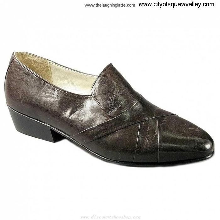 For Sales Mens Shoes Inexpensively Giorgio Brutini Brown Leather Bernard IG1801247 ALNPUZ0389