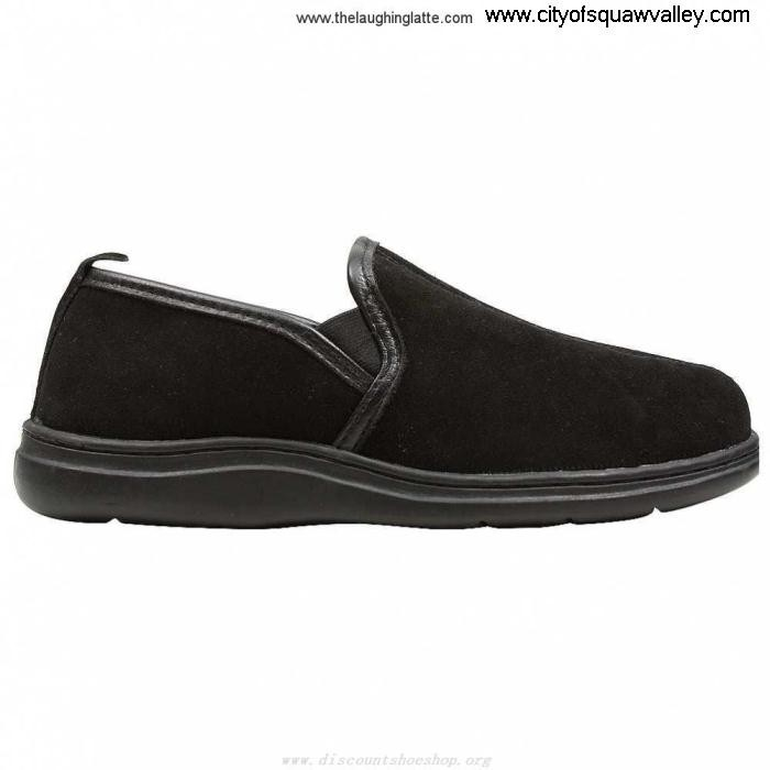 For Sales Mens Shoes LB Evans IG1801777 Klondike 9503 Ordinarily Suede Black ABHIJL0147