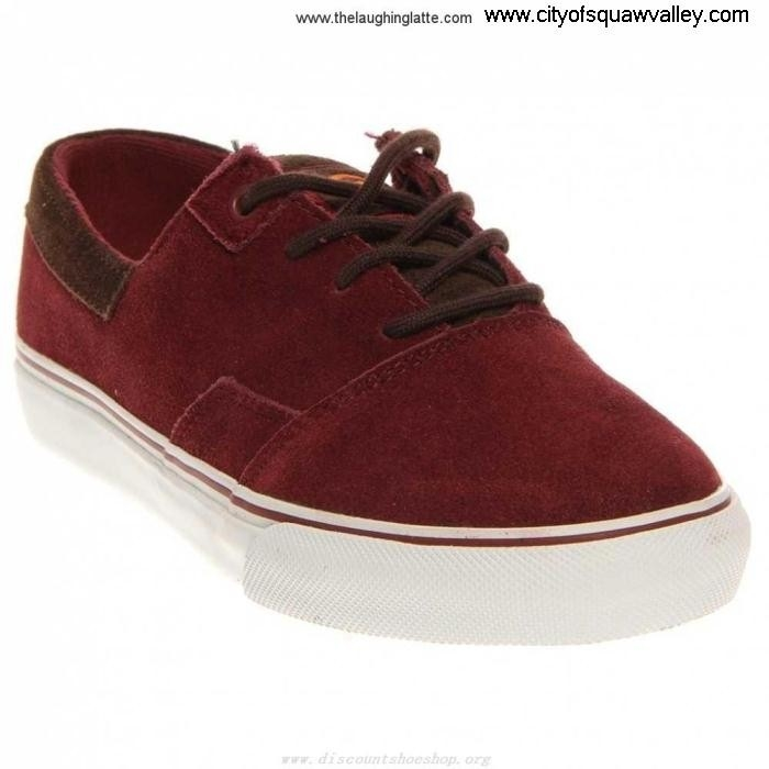 On Sale Mens Shoes DVS Evaluation 2 TOREY LF6101175 Suede BURGUNDYSUEDE BCDJOPUW39
