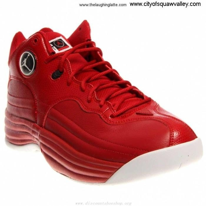 On Sale Mens Shoes Nike Jordan Jumpman Leather I LF6102665 GymRedBlackWhite-601 Team Archetype BEGIMZ1348