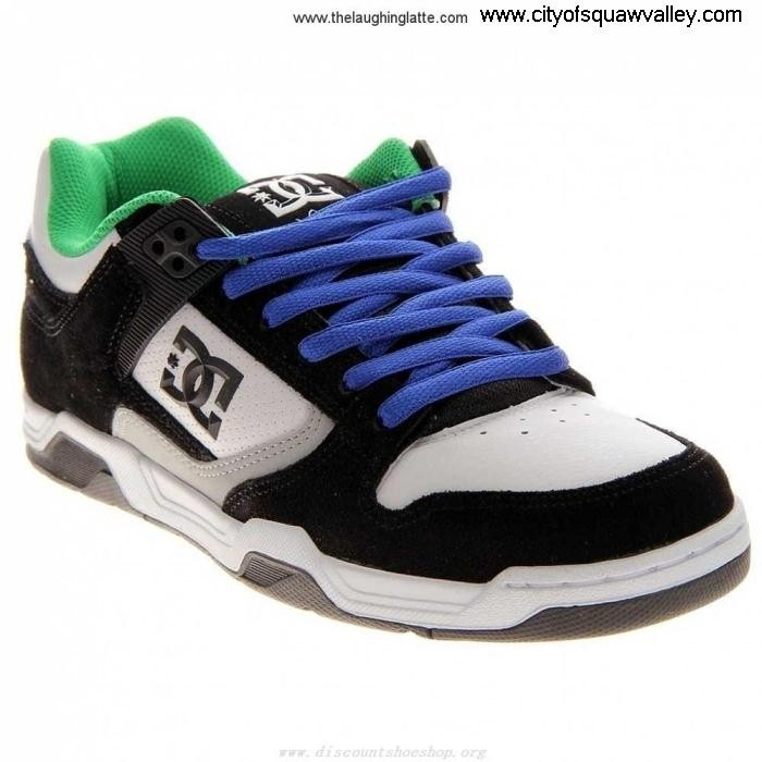 On Sale Mens Shoes Supplementary DC LF610875 BlackMultiWhite-KMW Shoes Leather Flawless BCGJNPT256
