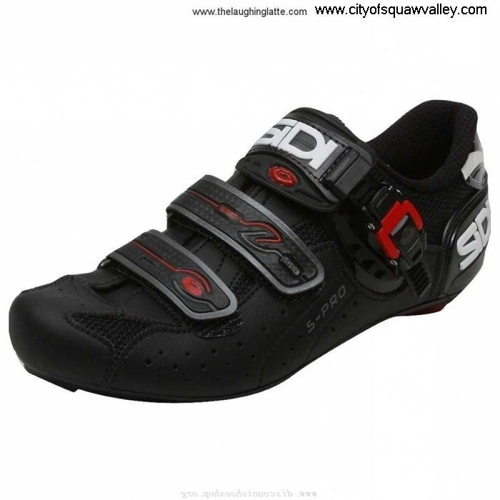 On Sale Things Mens Shoes Sidi Genius 5 Synthetic Pro Carbon LF6104195 BlackRedWhite01 KRVW012489