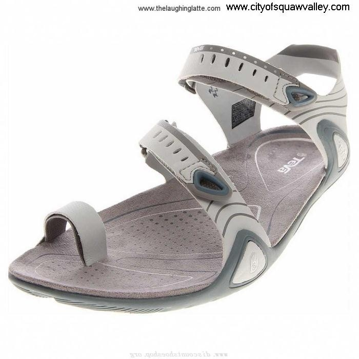 Online Women Shoes Teva Zilch DL5107178 4180-BLMI Womens Nylon LightGreyBlue Sellable EFKMNOVX14