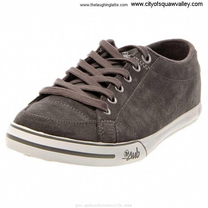 Outlet Women Shoes DVS Farah MX2005503 GreyWhite SGFARAHHO5GRY-GRY Lovely Suede DEFLOPY149