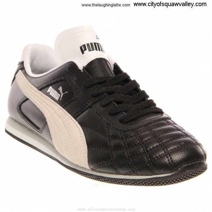 Sale Cheap Mens Shoes Black-White-05 Meanwhile Puma Mexico Leather ZJ7203539 ABLMVXYZ68