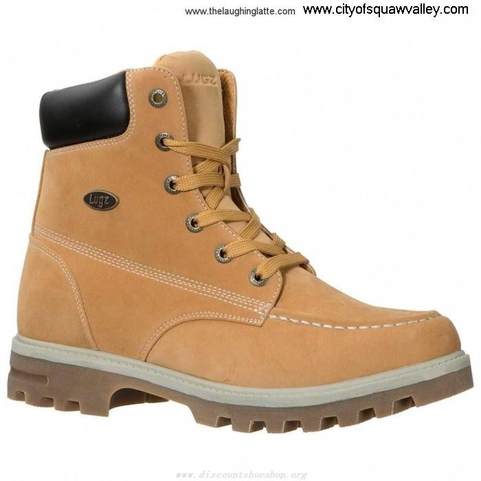 Sale Cheap Mens Shoes Lugz Howitzer Water Resistant GoldenWheatCreamBarkGum1 ZJ7202049 Sincerely Synthetic CKLNPSWZ46