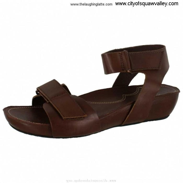 Sale Cheap Women Exploit Shoes Sanita Vana Brown-03 ZJ7206949 Leather Clogs AFGHJLOVX5