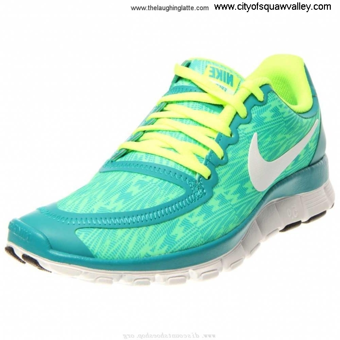 Sale Cheap Women Shoes Nike Free 50 Guaranteed TurboGreenWhiteVoltLightLucidGreen-313 ZJ7206119 V4 Mesh Nylon ILMNRTW069