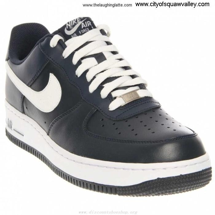 Sale Outlet Highly Store Mens Shoes Nike Air ArmoryNavyWhite-419 PP2202256 1 Force Leather ACHJNQRTX3