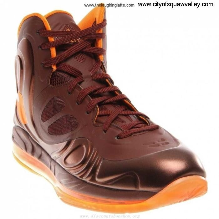 Sale Outlet Store Mens Shoes Widely Nike Air BrownOrange-200 Max Hyperposite PP2202336 Synthetic ABEIMPRX46
