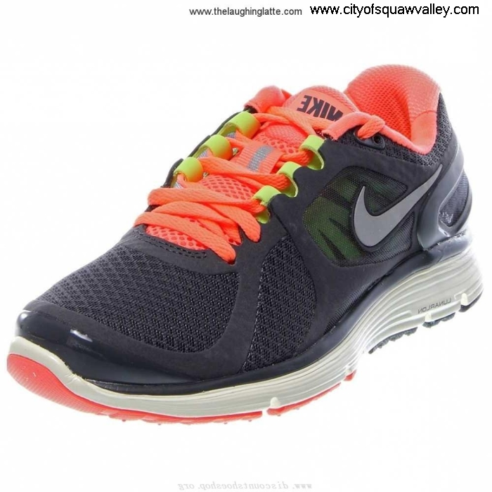 Sale Outlet Store Women Friendly Shoes Nike LunarEclipse+ Mesh BlackCoralOffWhite-008 2 Nylon PP2206166 IJLMTYZ149